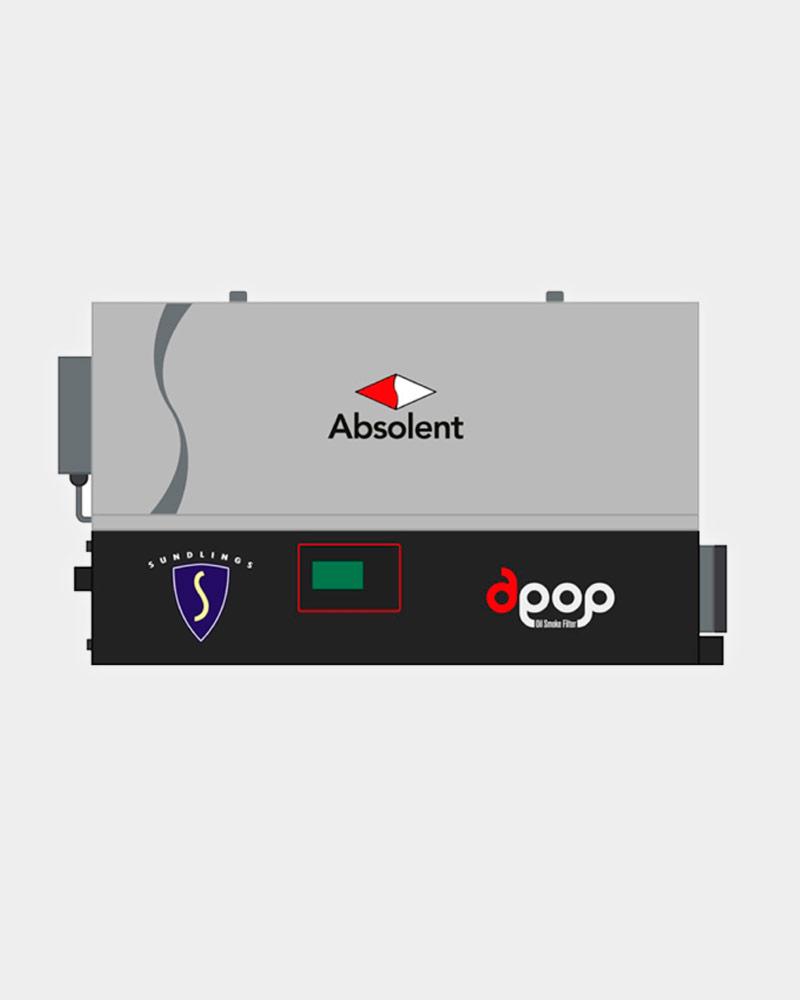 Olojedimmfilter för popcornmaskiner hos sundlings